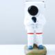 Prototype cosmos astronaut