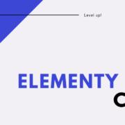 Level up! Elementy gry cz. 8